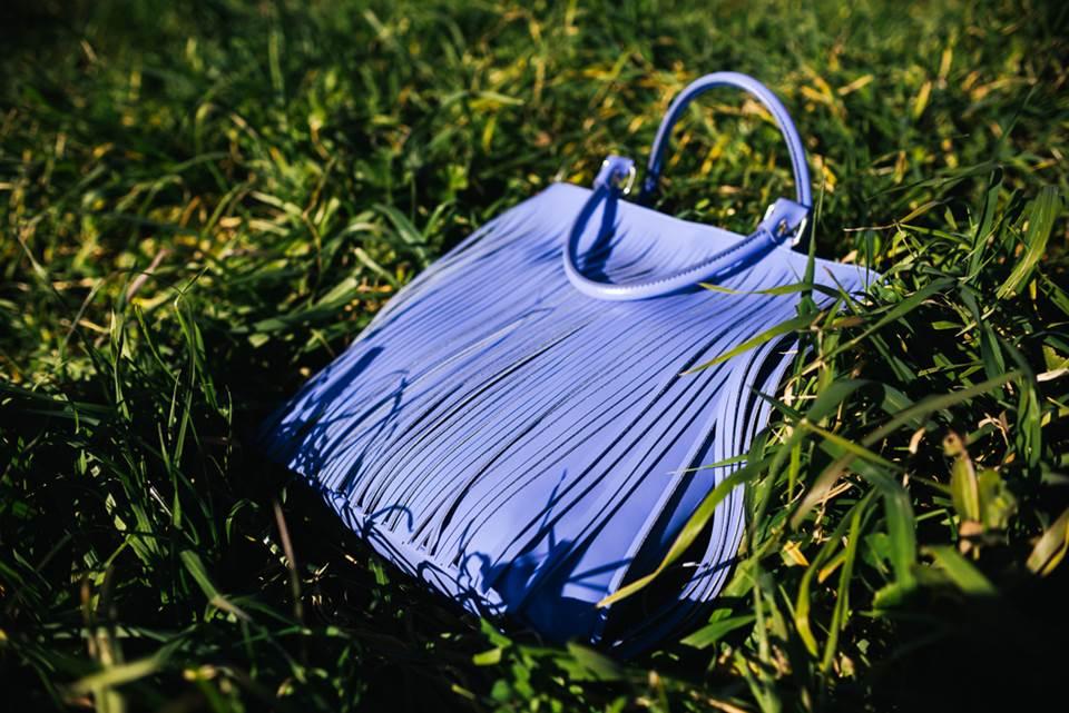 6c48c77efa borse estive Borsa in cuoio Curly Bags, collezione Primavera/Estate 2017