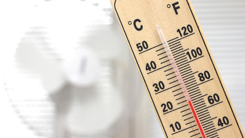Afa notturna: come sopravvivere quando fa molto caldo