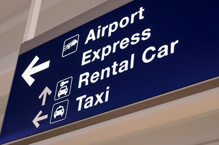 Come Spostarsi dagli aeroporti più trafficati