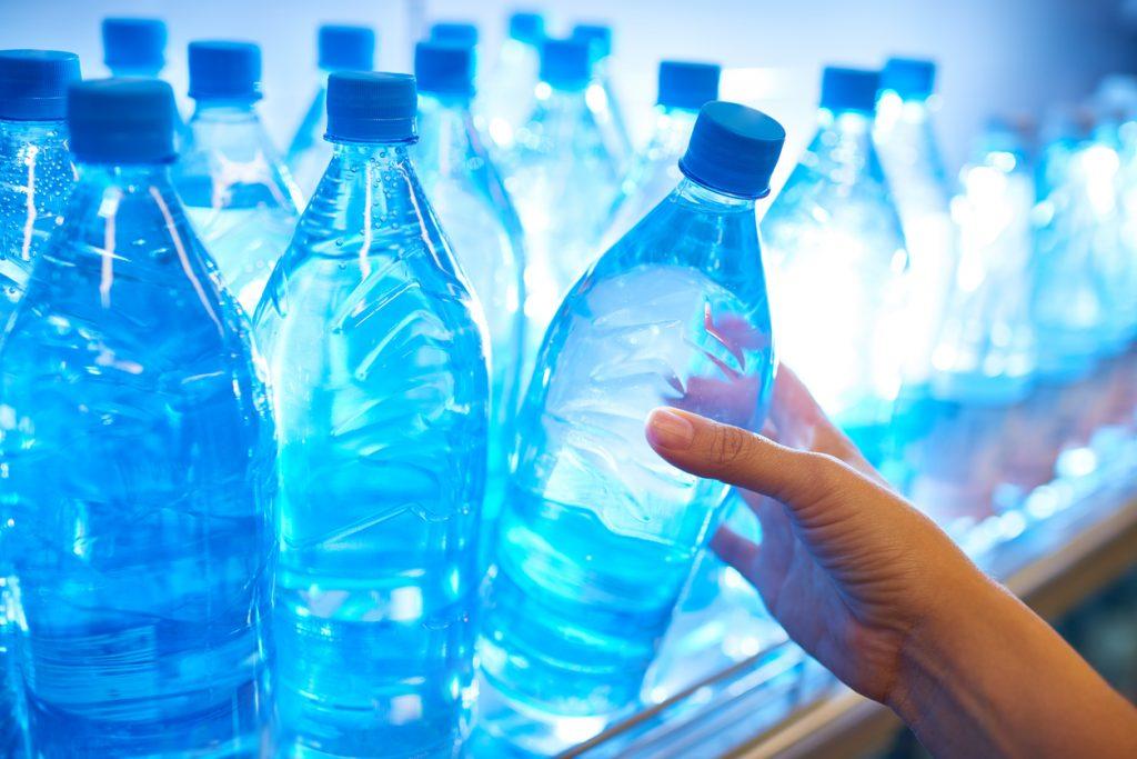 bottiglie usa e getta
