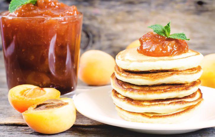 pancake veg
