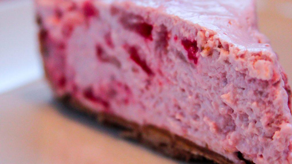 Cheesecake con anguria