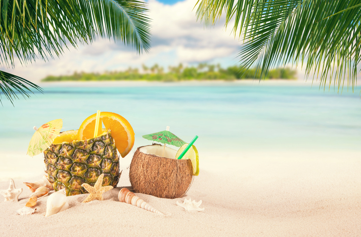 Le settimane di vacanza? Si passano al mare