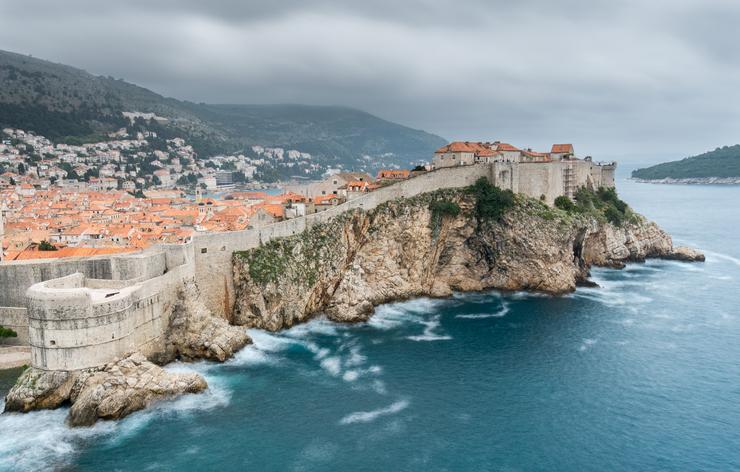 Turismo epico location: Dubrovnik