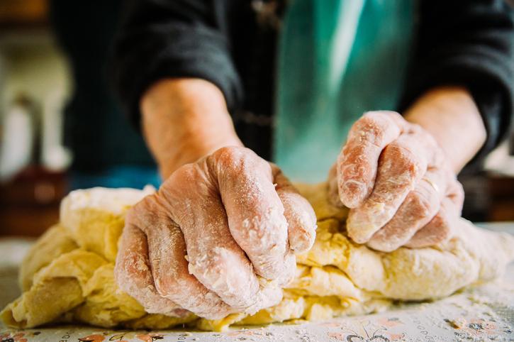 Cucina della nonna vince sulle ricette gastro chic www for A cucina ra nonna