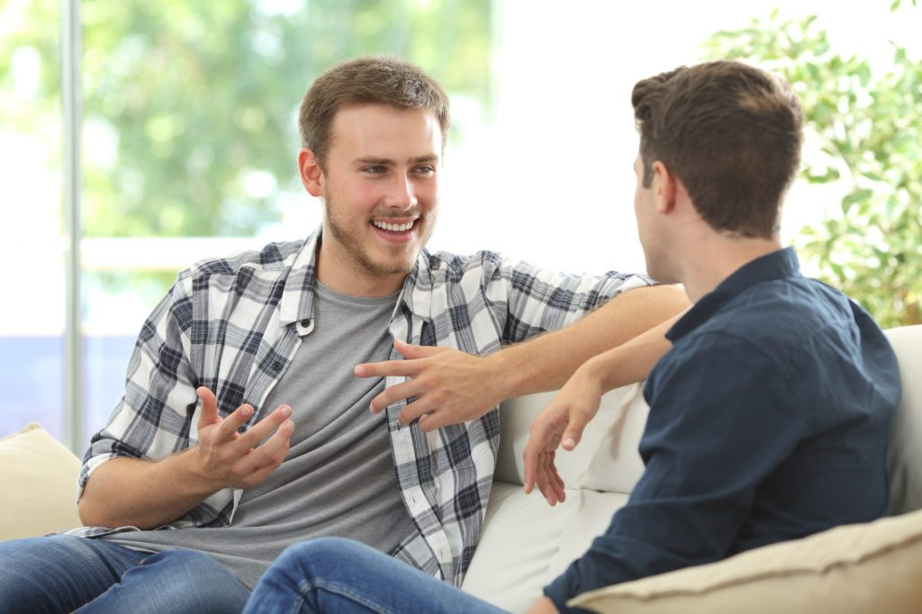 conversazioni piacevoli