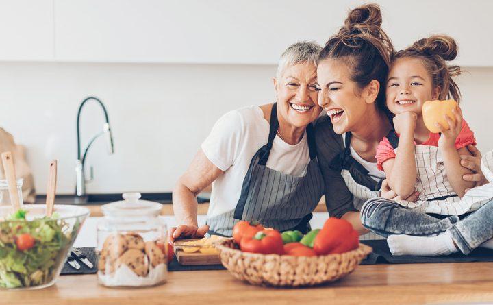 Cucina della nonna: vince sulle ricette gastro-chic