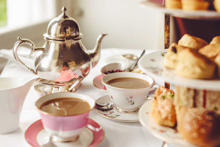 Afternoon Tea Week: il te delle cinque