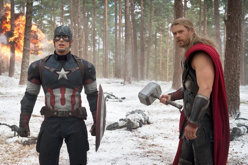 Le saghe di supereroi di maggiore successo al botteghino americano