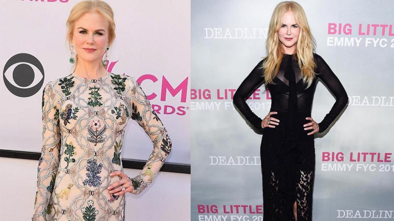 Nicole Kidman confessa