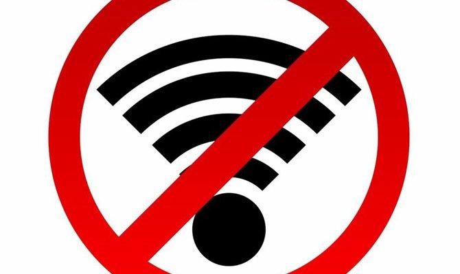 Dove andare in vacanza senza Wi Fi