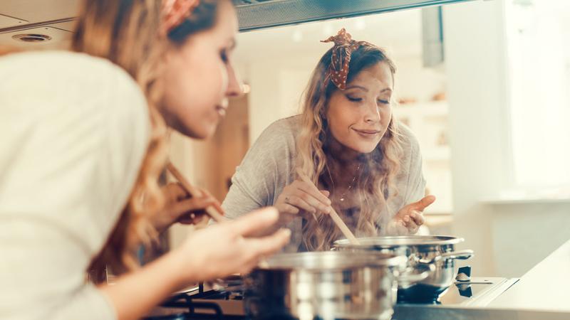 Olfatto: piatti dal profumo invitante minacciano la linea