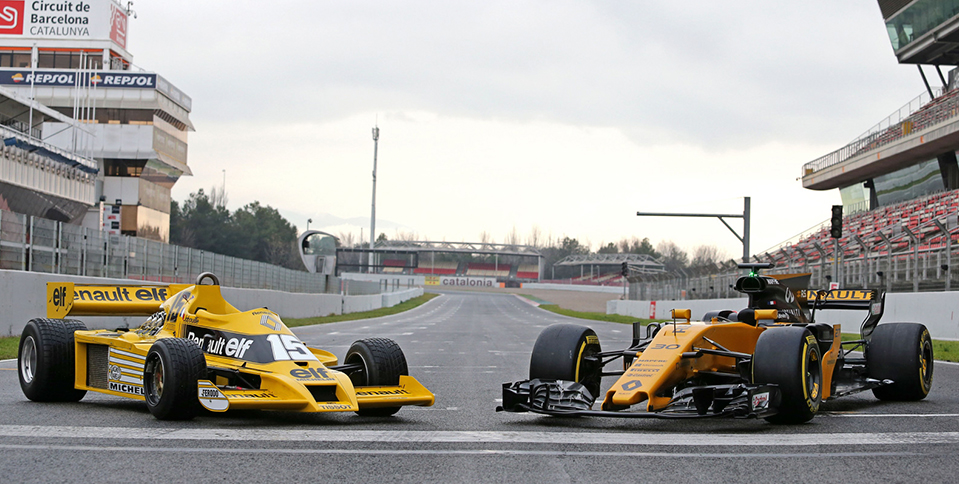 Tempi da Formula 1: cronografi da corsa