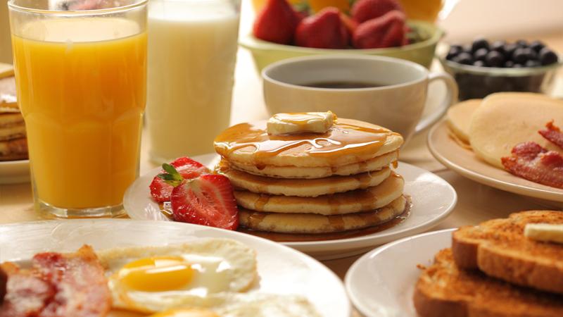 dieta big breakfast