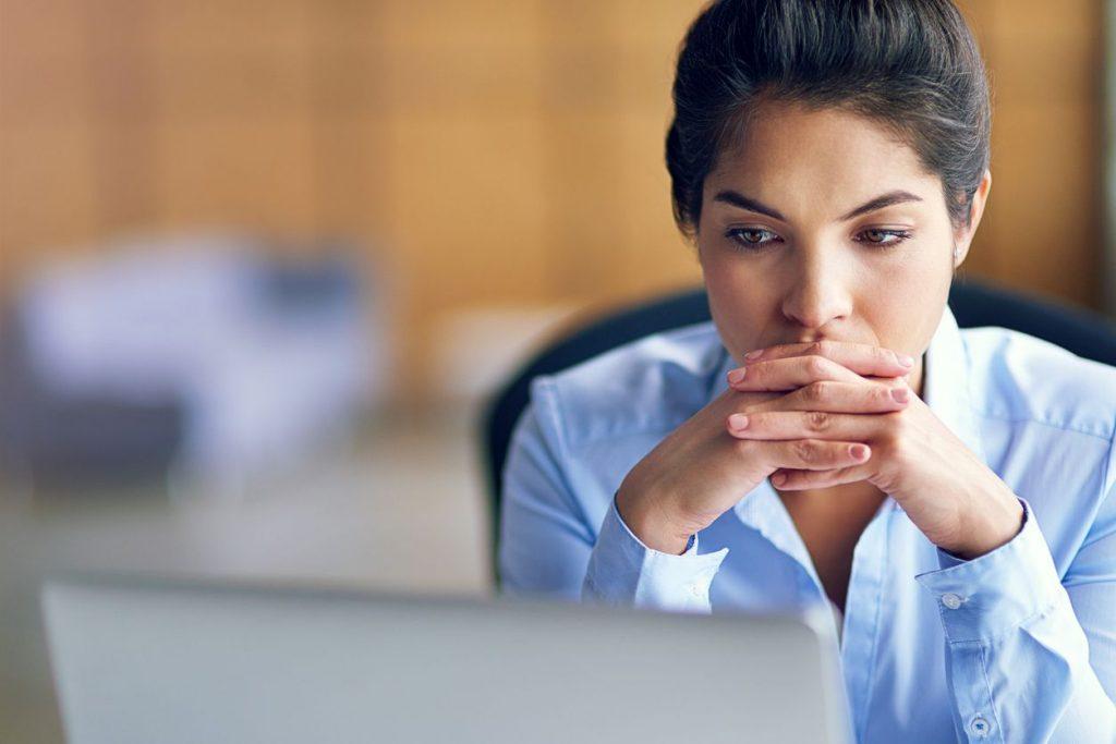 Otto indizi pericolosi di un lavoro logorante