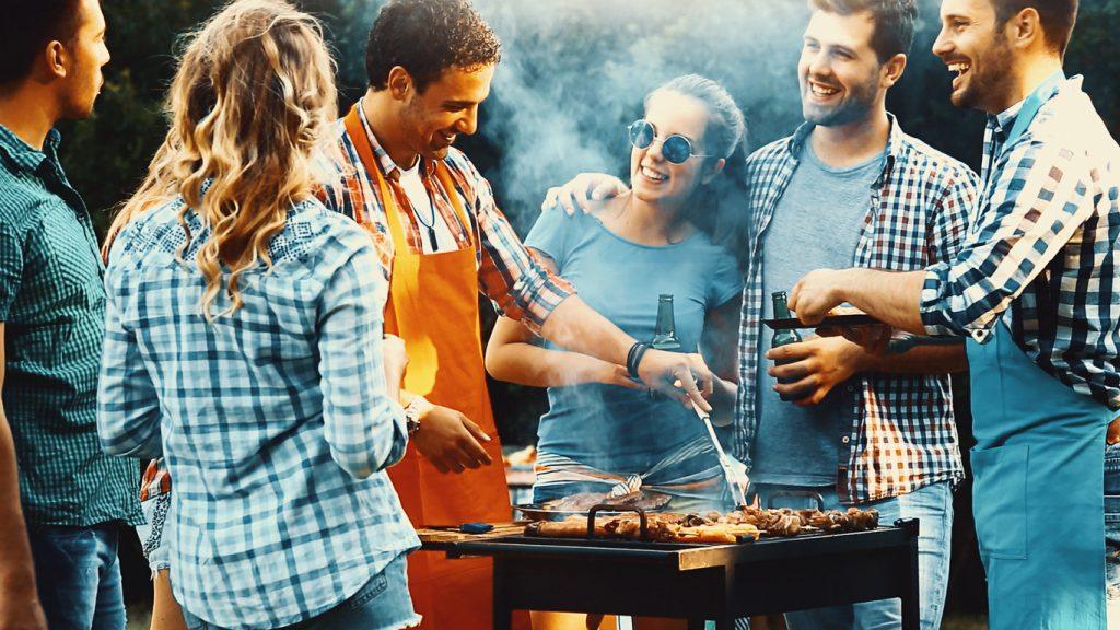 Share grilling: il barbecue diventa social