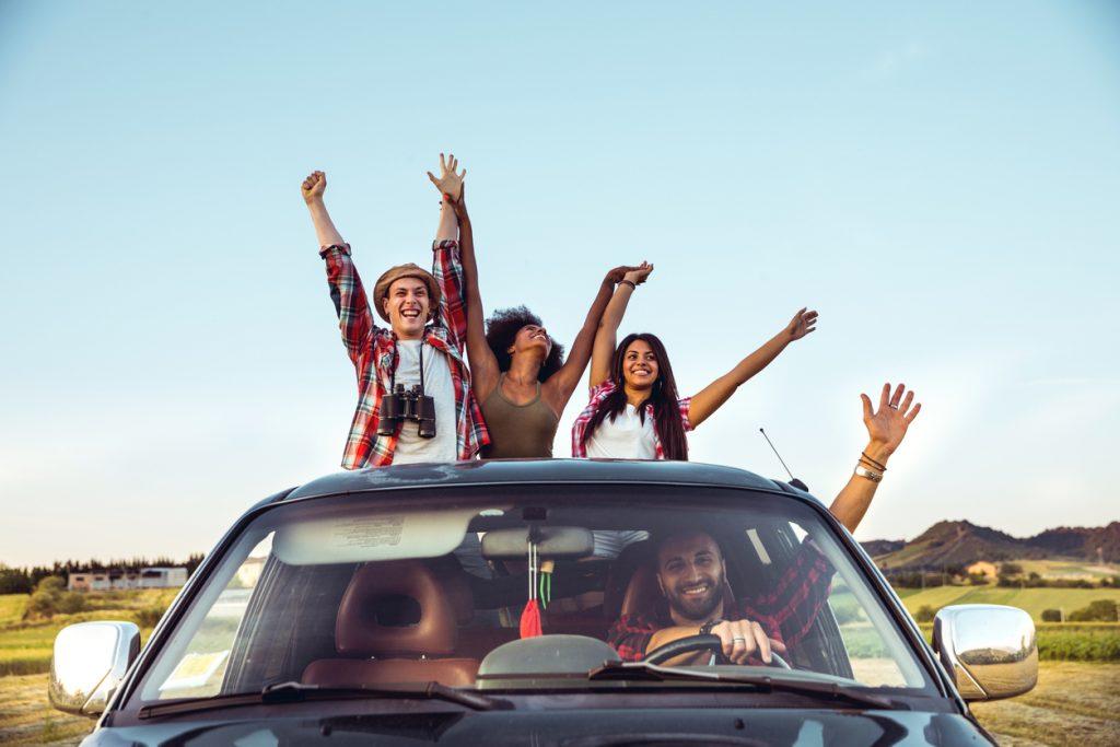Millenials: ecco come scelgono un'auto