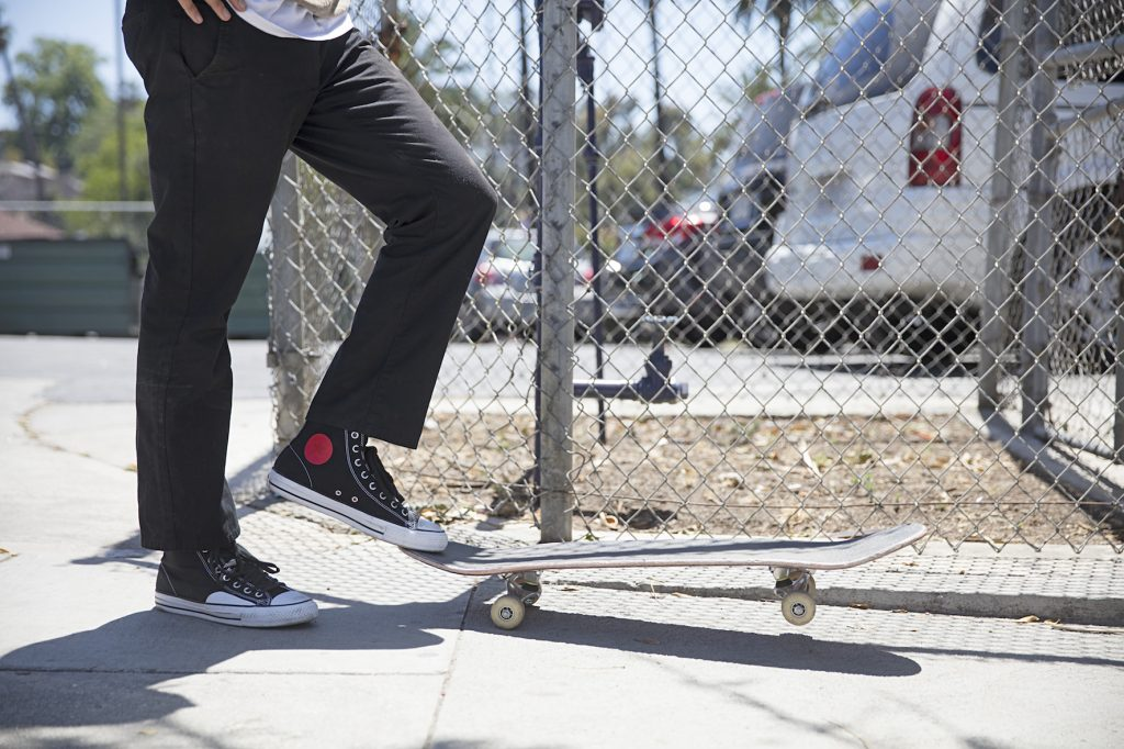 Passion skate: sneaker per professionisti