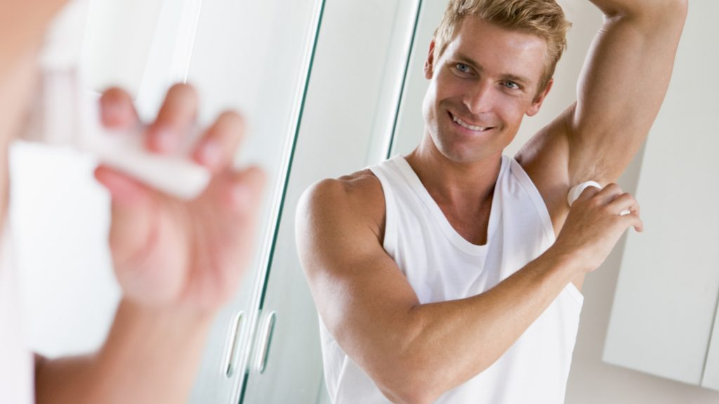 deodorante, antitraspiranti