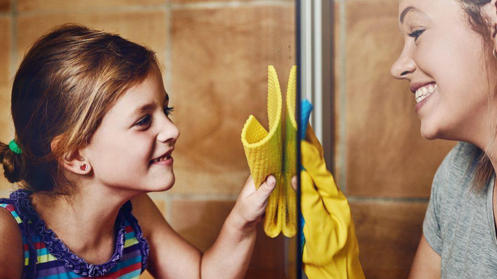 pulizia bagno, angoli dimenticati del bagno