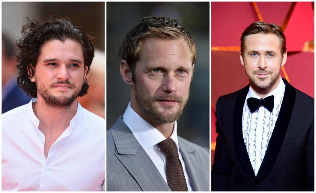 attori più belli