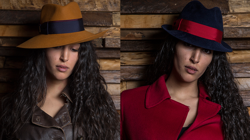 Cappelli femminili  ode alla classicità contemporanea - www.stile.it 82769111b86