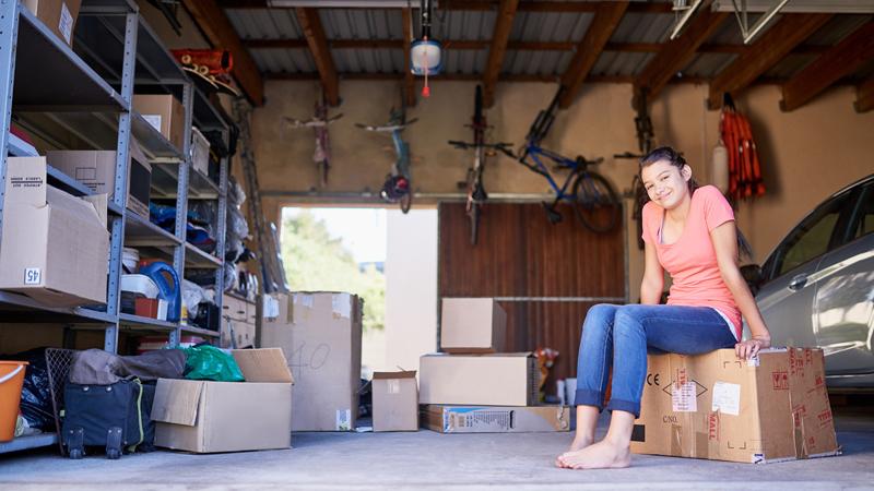 Garage 8 cose da non mettere nel box - Mobili per garage ...