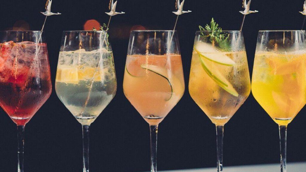cocktail con vodka