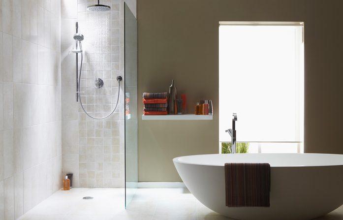 Vasca Da Bagno Foto : Vasca da bagno o doccia? un bagno dalle mille risorse www.stile.it