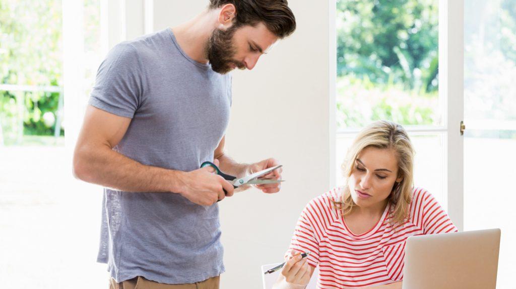 Guadagnare meno della propria moglie