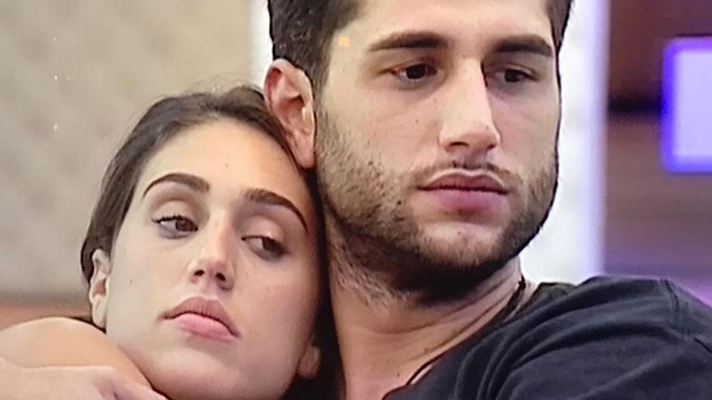 Grande Fratello Vip: Jeremias e Cecilia Rodriguez