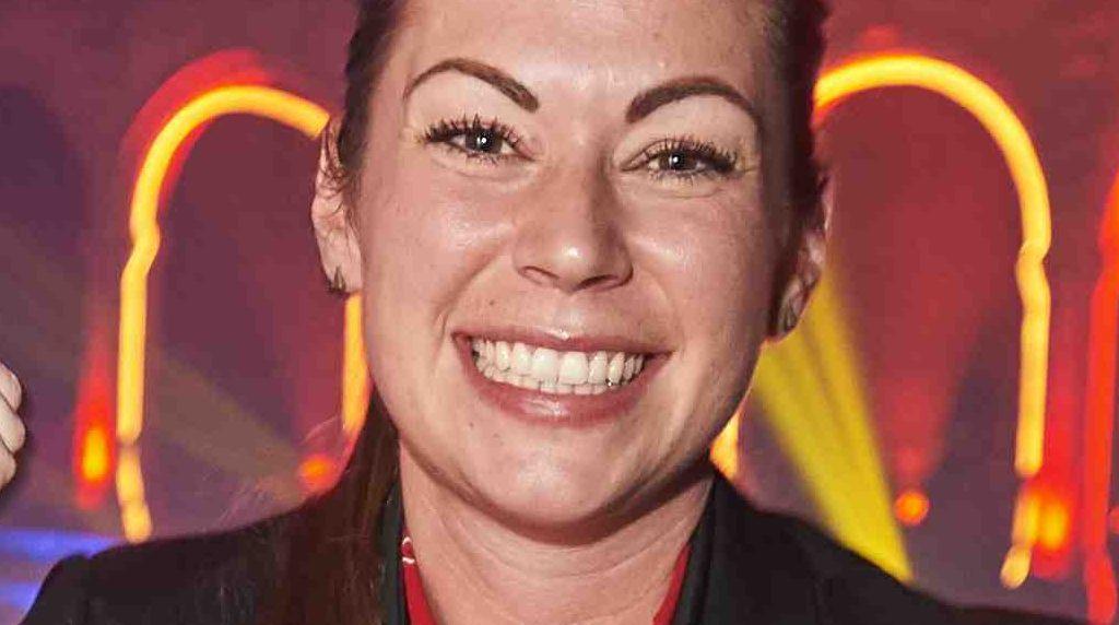 Kaitlyn Stewart, la miglior barlady del mondo