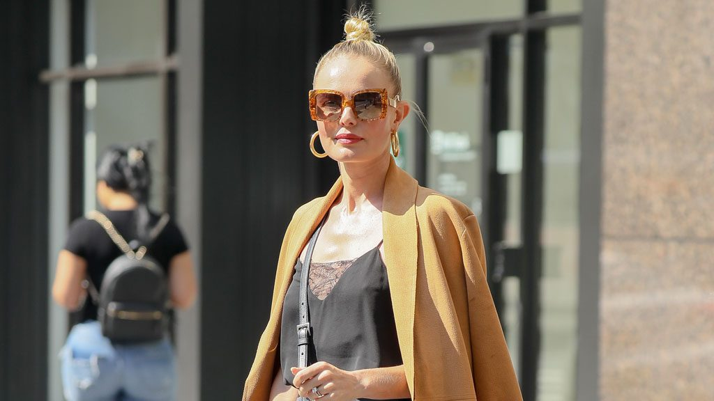 Kate Bosworth a New York: altro che street style!