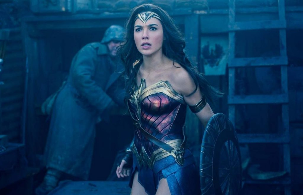 Tendenza Wonder Woman: eroina fashion icon