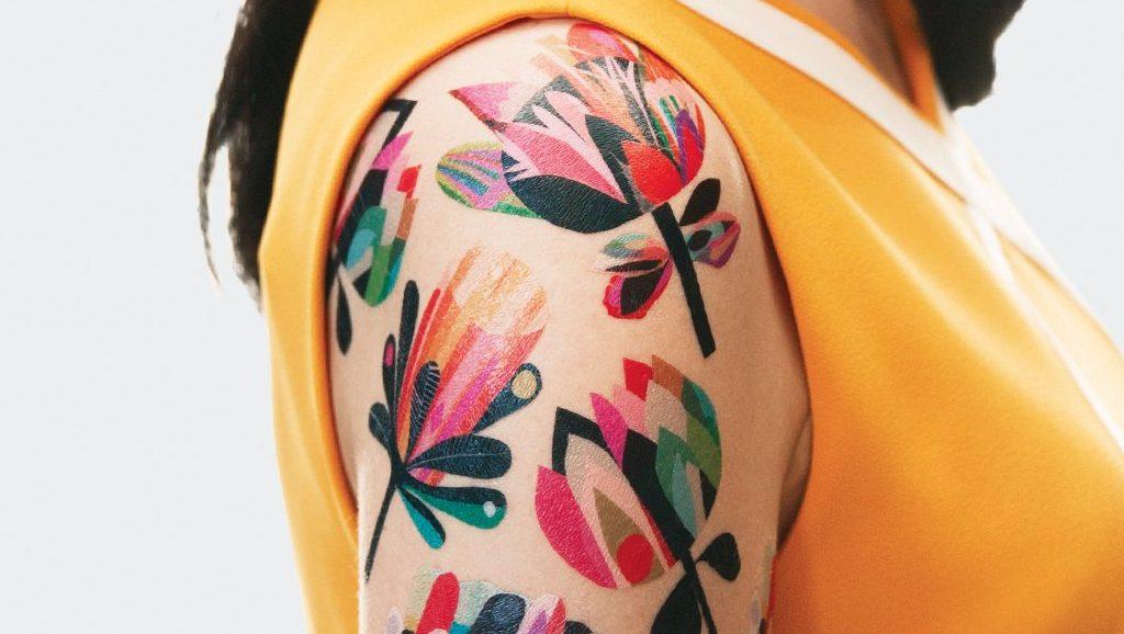Tatuaggi profumati Tattly