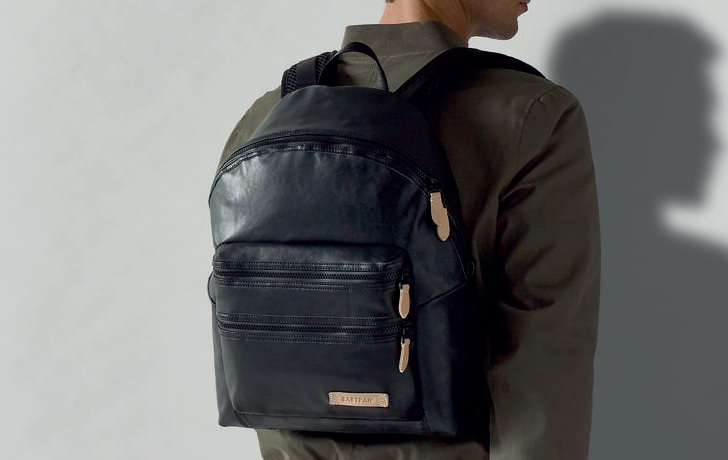 Zaini di design: il backpack dallo stile urbano
