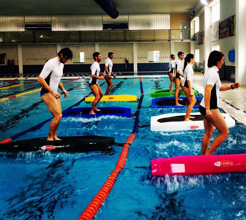 Fit paddling