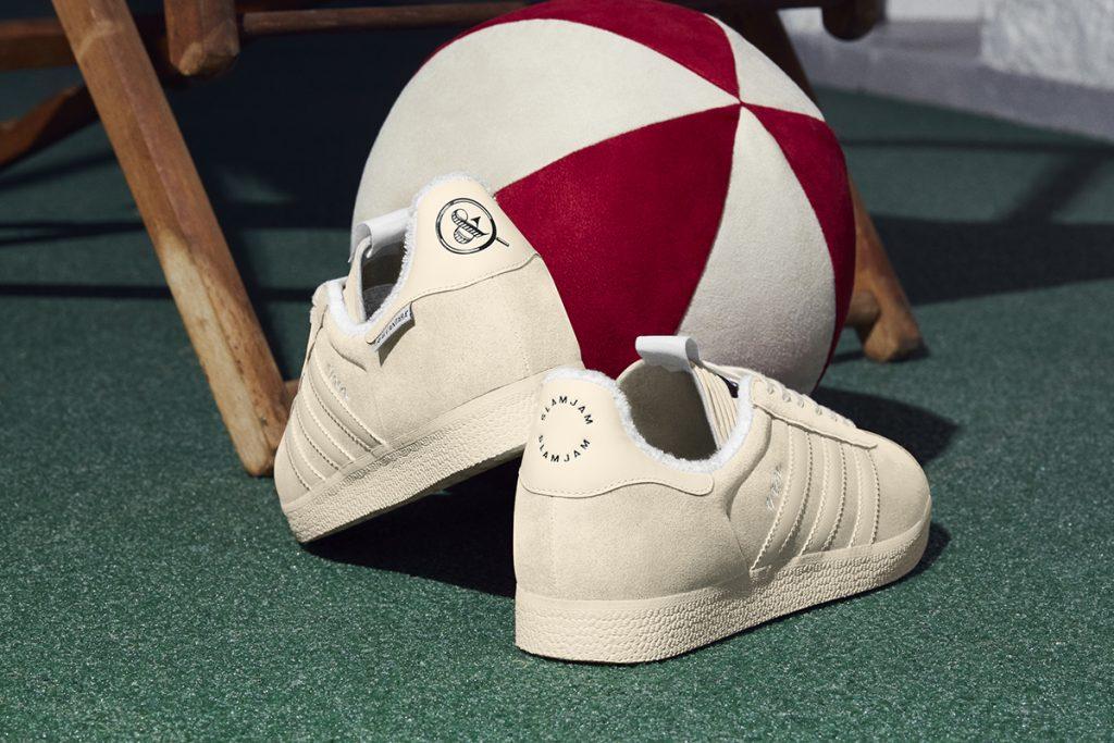 fabric sneaker