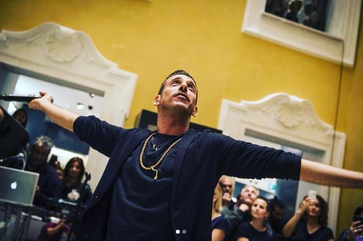 """Gabbani e Fiorello – Tutto il """"glam"""" della settimana"""