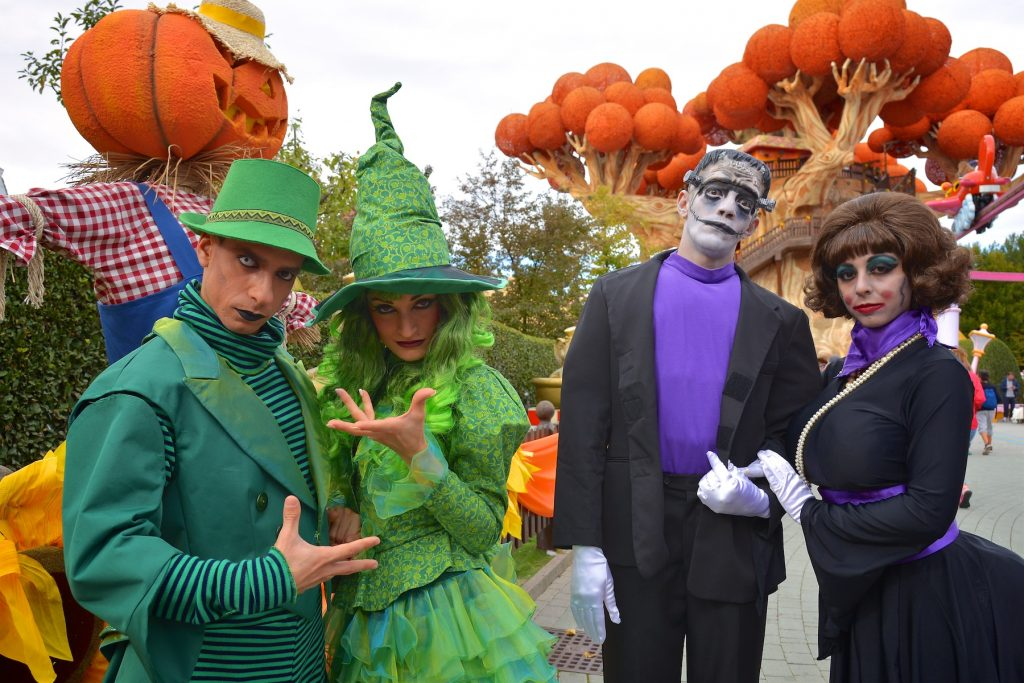 Giornata da brividi con Gardaland Magic Halloween