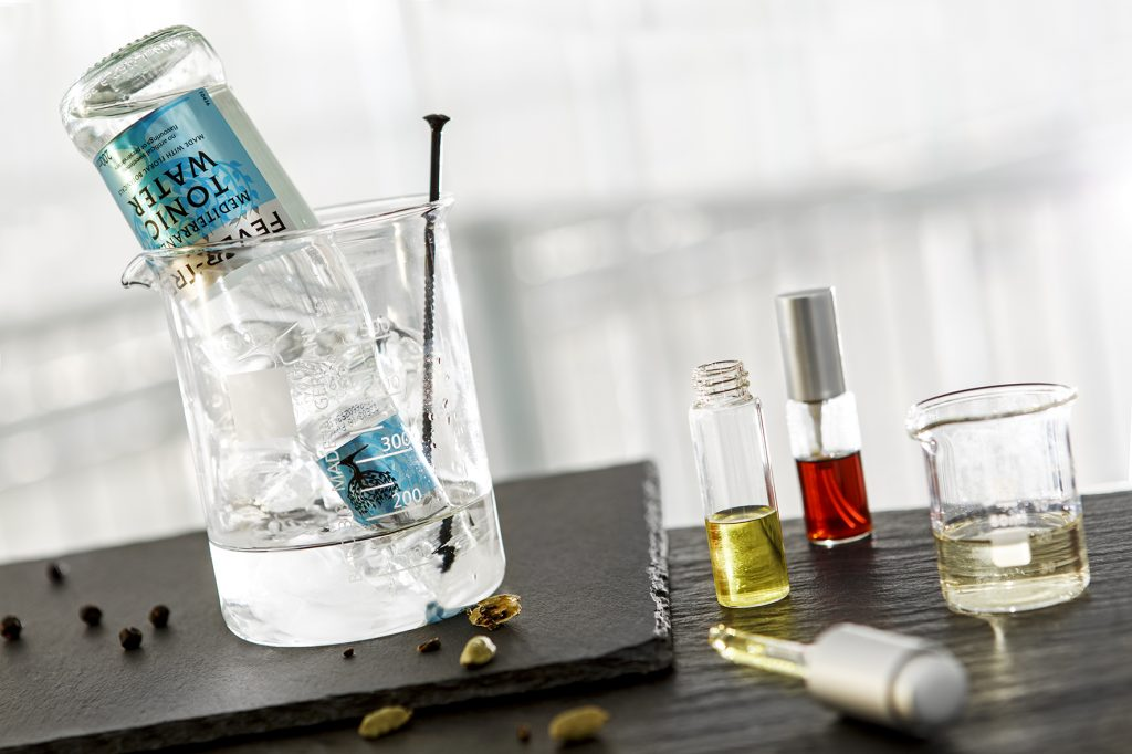 Lab Tonic, il cocktail aromatico del Piano35