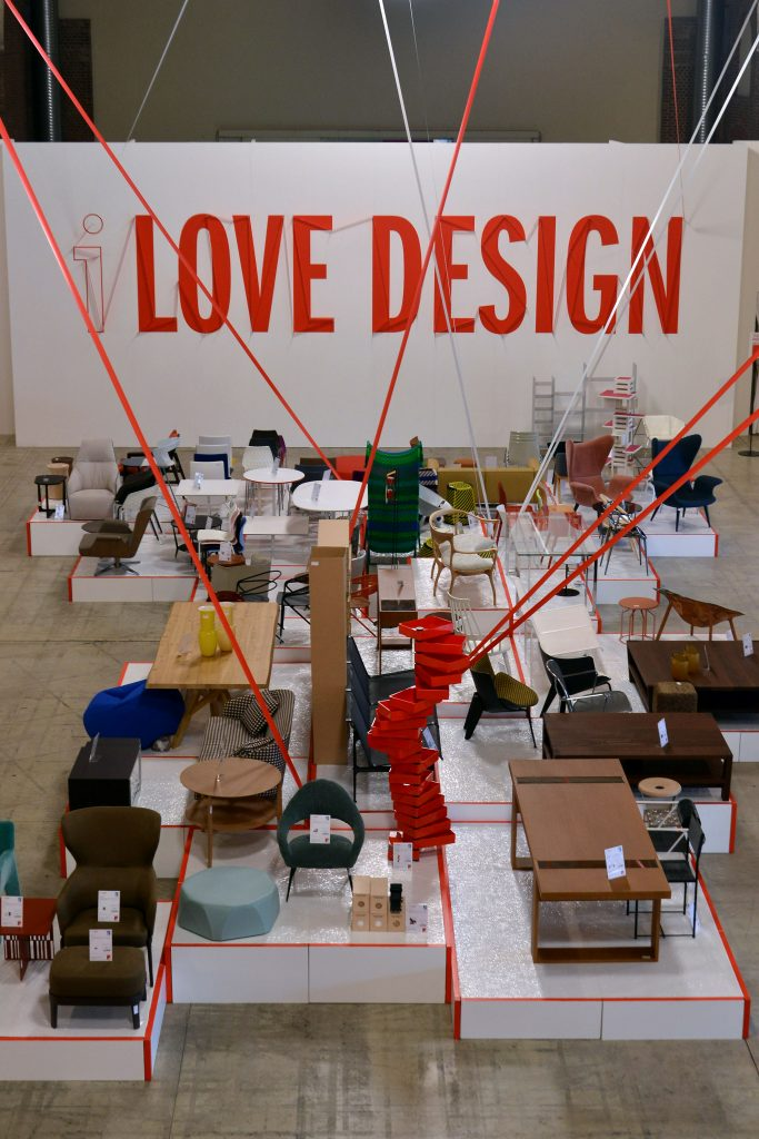 love design tra arredamento e solidariet