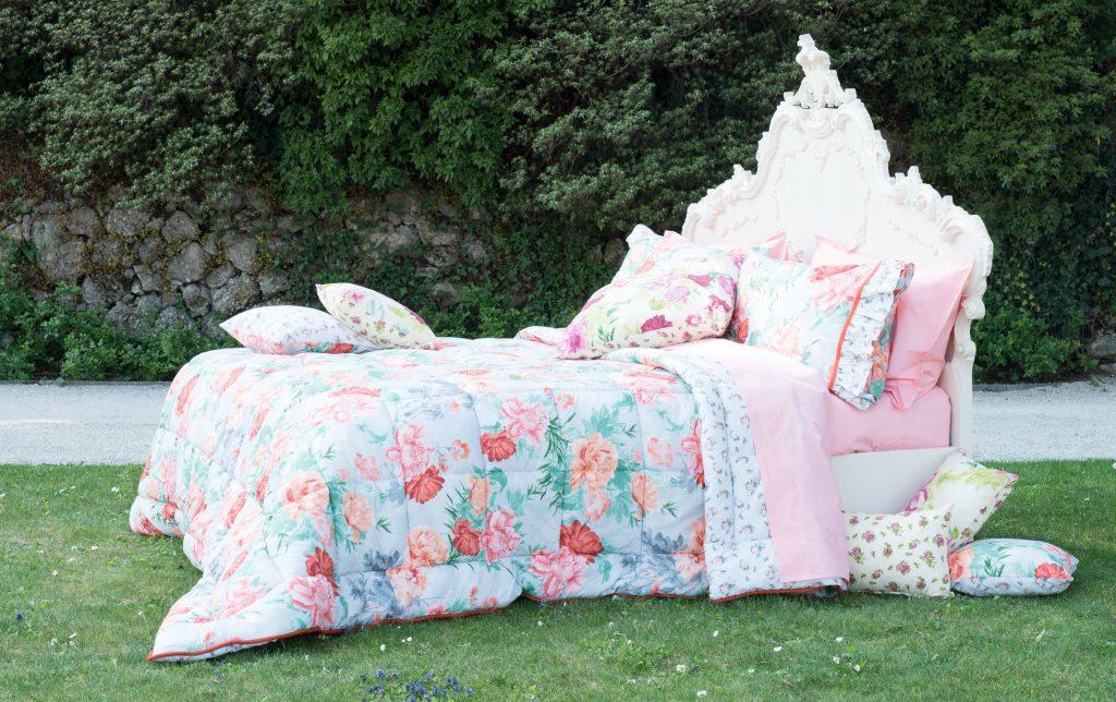 Tessile per la casa, la fantasia in camera da letto