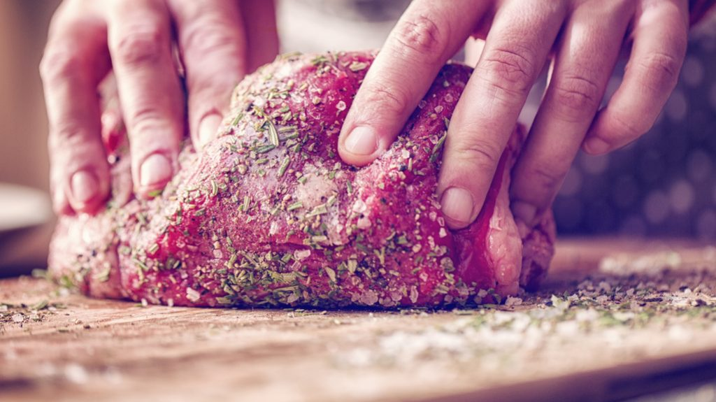 Arrosto: come pulire la cucina dopo la preparazione