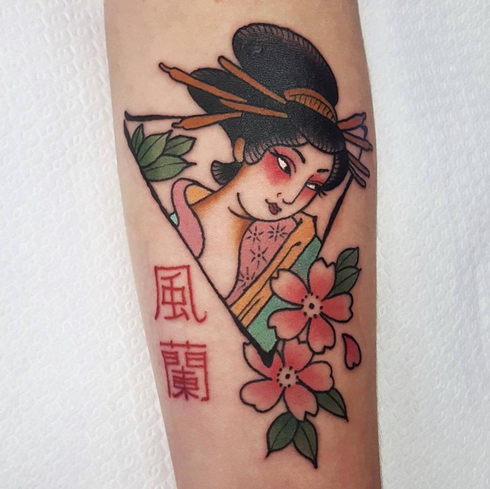 I tatuaggi più amati: un lavoro dello studio Hardtimes Tattoo