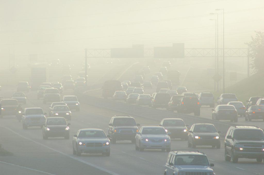 Inquinamento atmosferico: nemico letale della salute