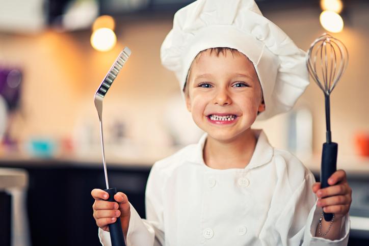 Piccoli cuochi e grandi chef insieme a Modena