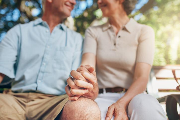 Felicità coniugale: chi è più soddisfatto?