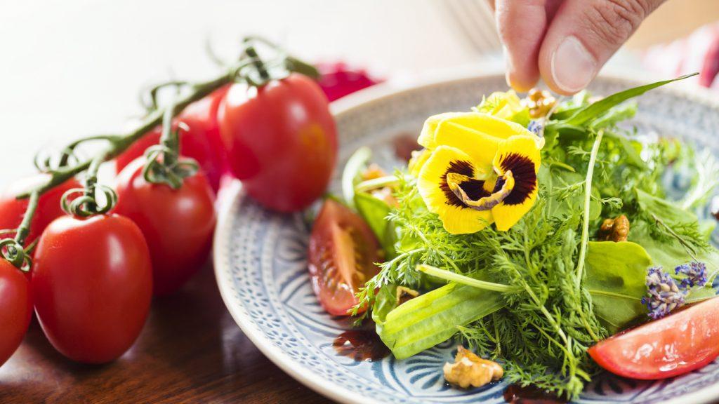 Fiori nel piatto. In Toscana si impara ad utilizzarli