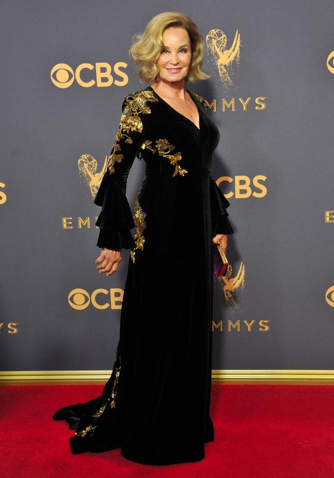 Jessica Lange in Gucci